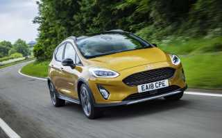 Ford Fiesta Active (2018-present)